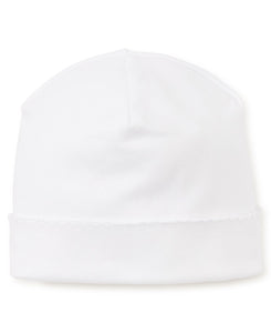 Baby Hat in White