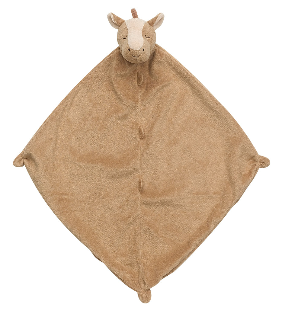 Angel Dear Lovey Blankie - Brown Pony