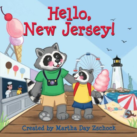 Hello, New Jersey!