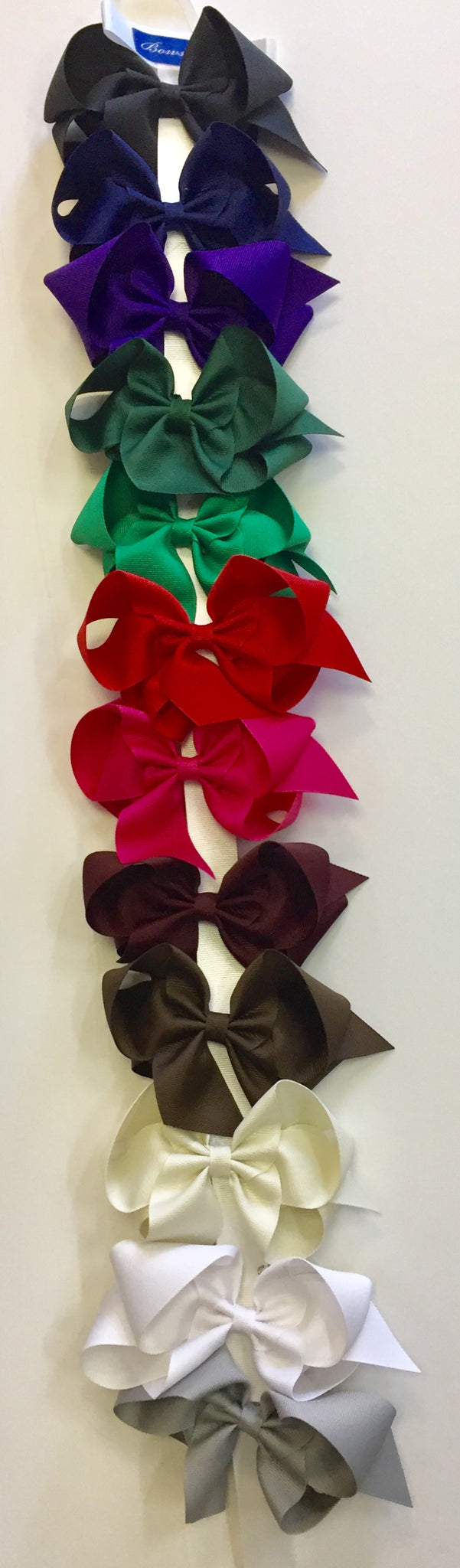 Giant Grosgrain Bow
