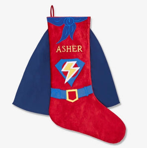 Superhero Luxe Stocking