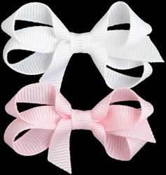 Infant Grosgrain Bow by BOWS & ARTS