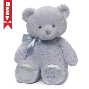 "My First Teddy 15"" in Blue"