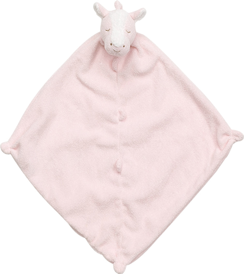 Angel Dear Lovey Blankie - Pink Pony