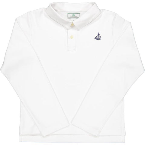 Henry Long Sleeve Polo By CPC Childrenswear