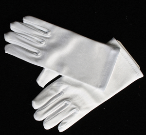 White Communion Gloves