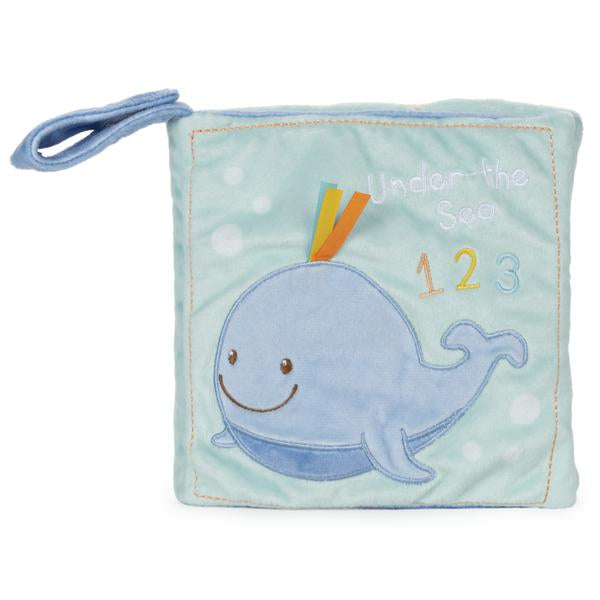 Sleepy Seas Whale Soft Book