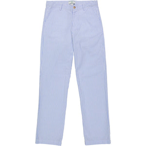 Gavin Pant in Blue Seersucker
