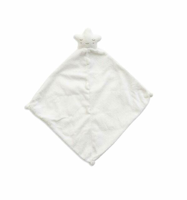 Angel Dear Lovey Blankie - White Star