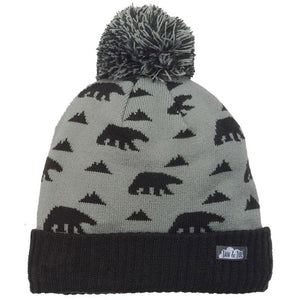 Winter Beanie Bear Hat