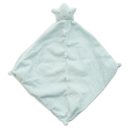 Angel Dear Lovey Blankie - Blue Star