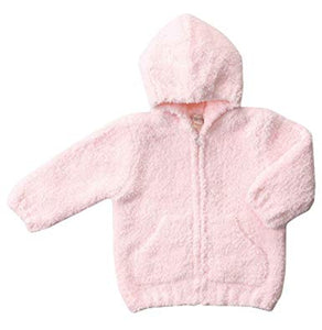 Chenille Jacket in Pink