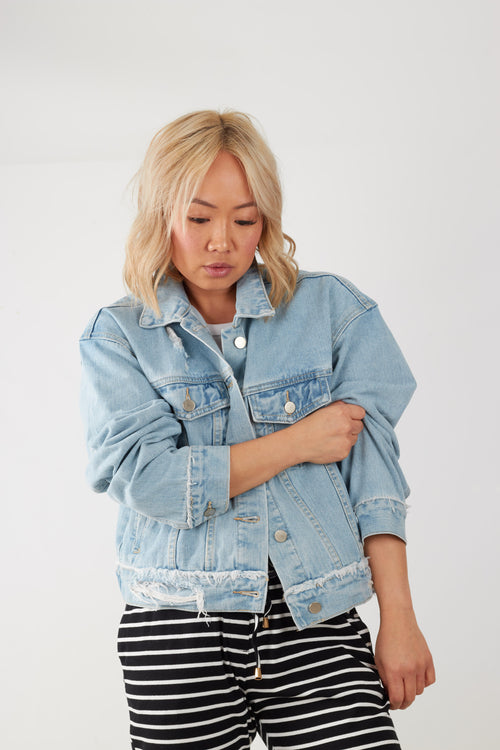 AXEL DENIM JACKET