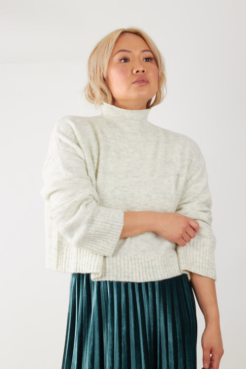 KATIA KNIT- GREY