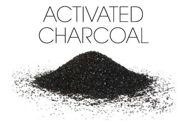 How To Drink Activated Charcoal...the right way.
