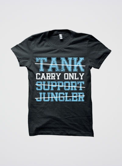 MOBA T-Shirt Carry only - tylko XXL