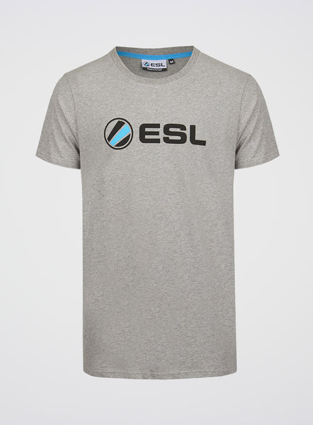 ESL T-Shirt Basic szary