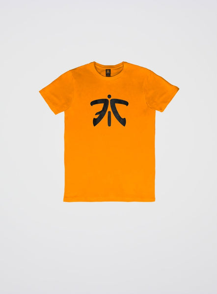 Fnatic Ess Logo T-Shirt Orange