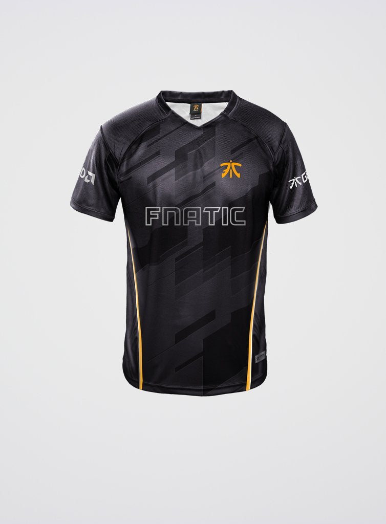 Fnatic Player Jersey 2018