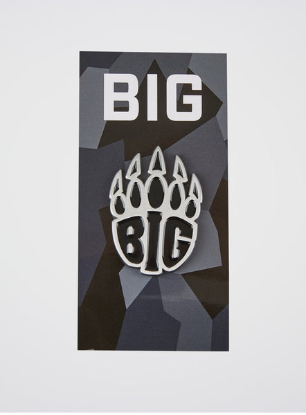 BIG Logo Pin Black