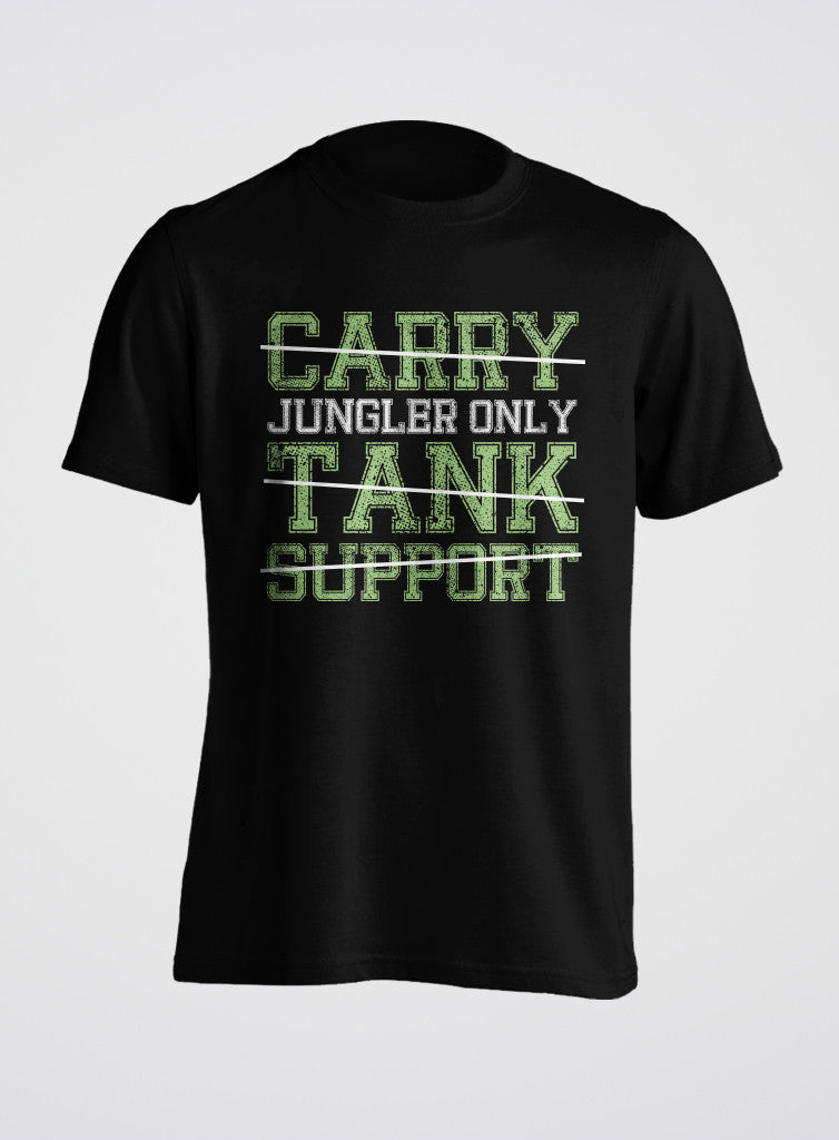 MOBA T-Shirt Jungler only
