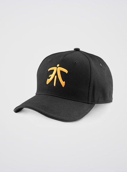 Fnatic Baseball Cap with Orange Logo
