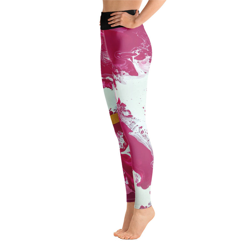 Luxury Yoga Leggings - Dream Cloud