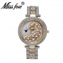 "Laden Sie das Bild in den Galerie-Viewer, 39.5mm ""Miss Fox"" Quarz Damen Armbanduhr"
