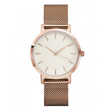 Laden Sie das Bild in den Galerie-Viewer, 40mm Quarz Classic Unisex Damen Armbanduhr