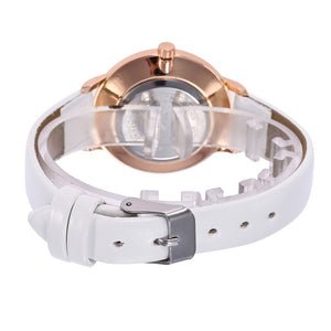 "40mm ""Bowake"" Quarz Damen Armbanduhr"
