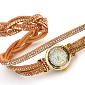 "24.5mm ""Beauty"" Quarz Damen Armbanduhr"