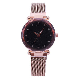 "30mm ""SMEETO"" Damen Quarz Armbanduhr"