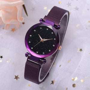 "34mm ""Yuhao"" Quarz Damen Armbanduhr"