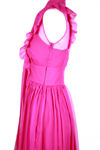 Dress Fushia