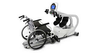 Philips ReCare Recumbent Stepper with Removable Seat