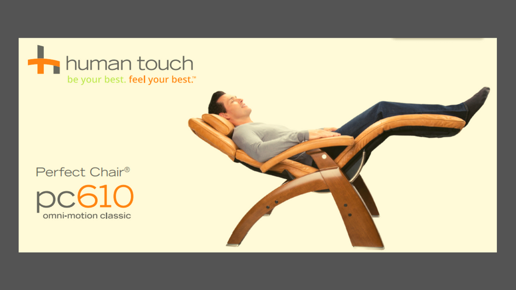 Human Touch - Perfect Chair® PC-610