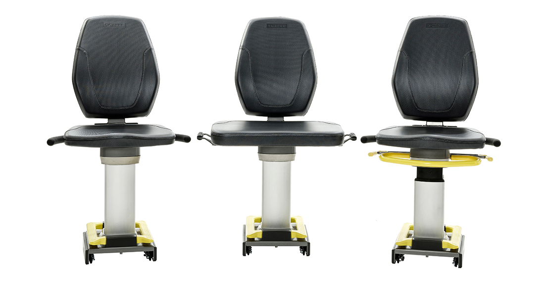 SciFit PRO1000 Seated Upper Body