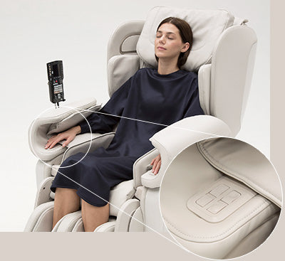 Synce - Kagra 4D Premium Massage Chair
