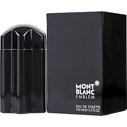 Mont Blanc Emblem Edt Spray 3.3 Oz