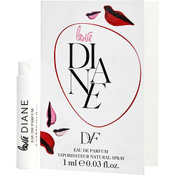 Love Diane Eau De Parfum Spray Vial On Card