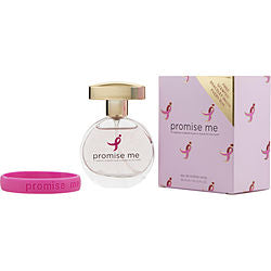 Susan G Komen For The Cure Promise Me Edt Spray 1 Oz & Free Scented Bracelet