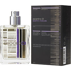 Escentric 01 Edt Spray 1 Oz & Case