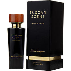Tuscan Scent Incense Suede Eau De Parfum Spray 2.5 Oz