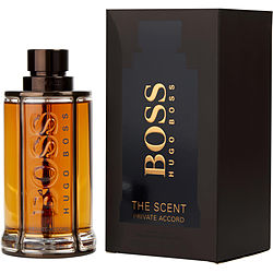 Boss The Scent Private Accord Edt Spray 6.7 Oz