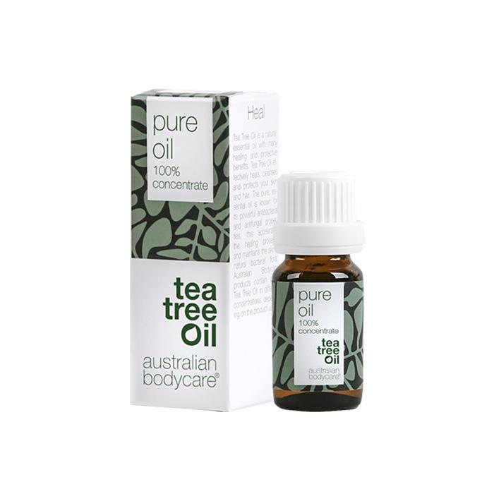100% Pure Tea Tree Oil 10ml - nutrients.se