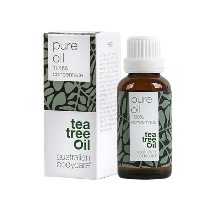 100% Pure Tea Tree Oil 30ml - nutrients.se