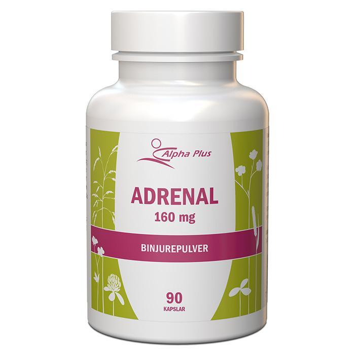 Adrenal 90 kap 90k - nutrients.se