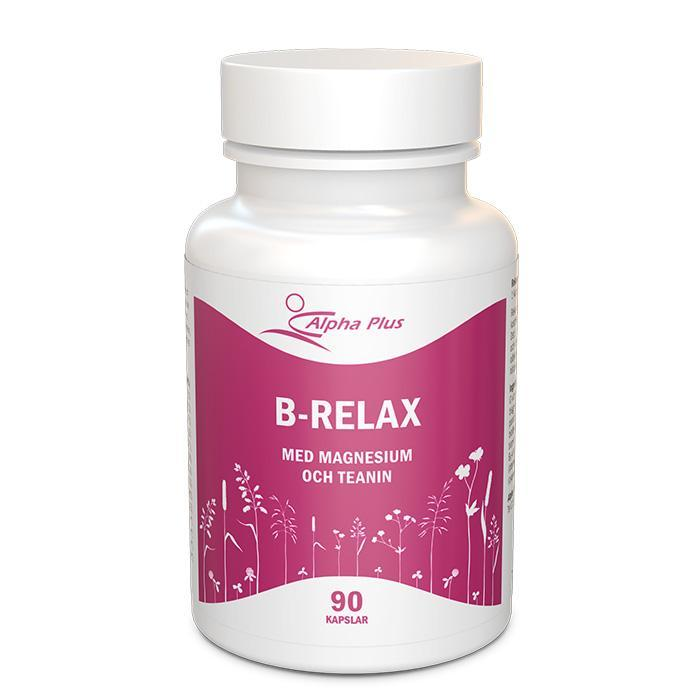 B-Relax 90kap Vegan - nutrients.se