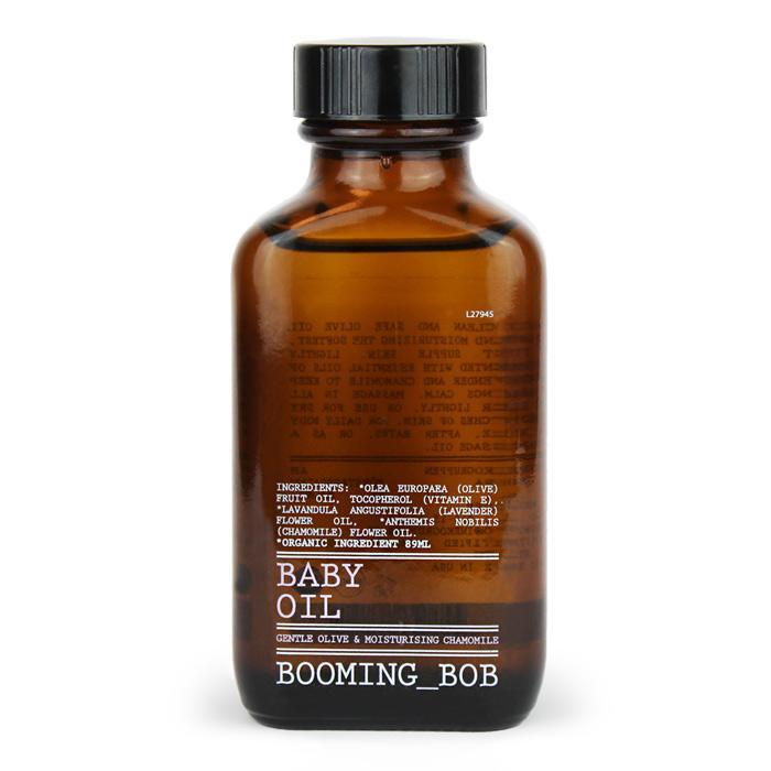 Baby Oil Gentle Olive & Moisturizing Chamomile 89 ml EKO - nutrients.se