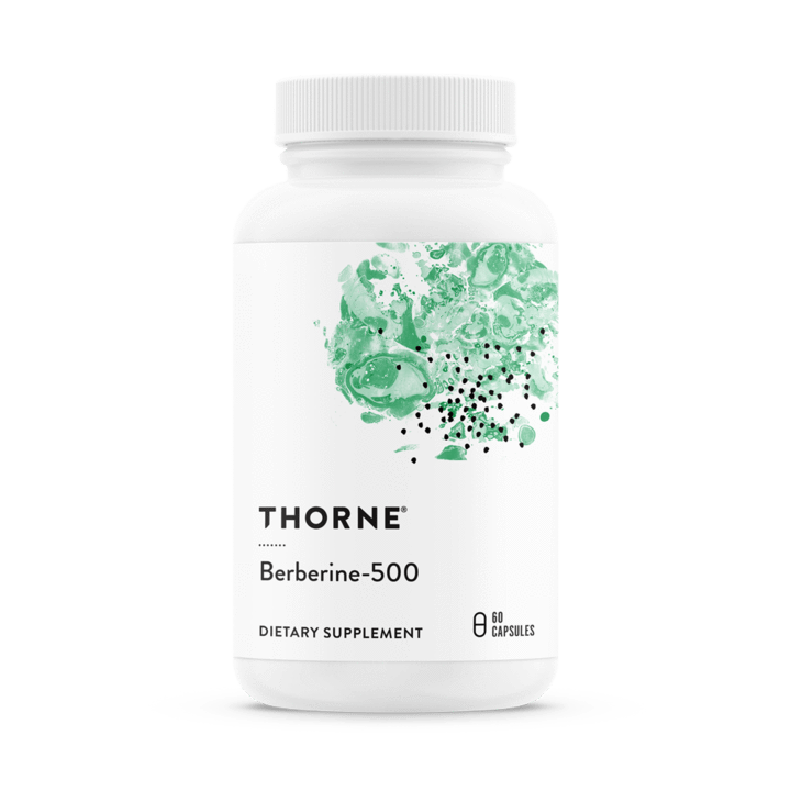 Berberine-500 - nutrients.se